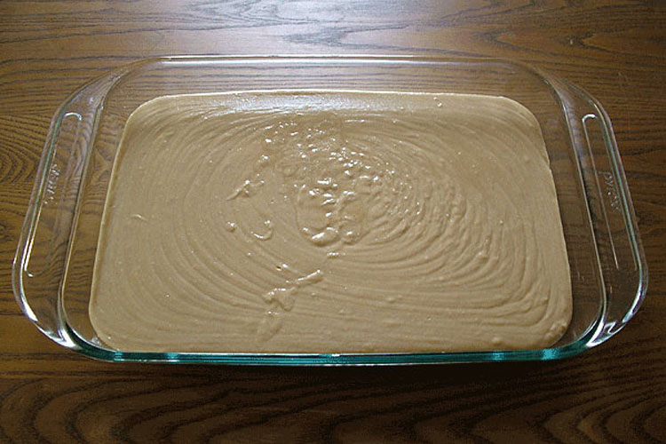 3 Pound Tray of Creamy Peanut Butter Fudge